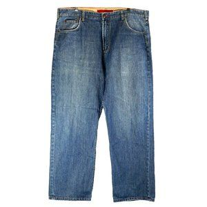 Diesel Fanker men's blue jeans EUC 30